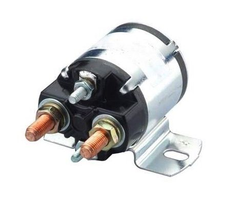 SO66-080 - 24 Volt Solenoid, Silver Contacts
