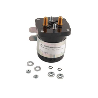 SO22-070 - 24 Volt Solenoid, Silver Contacts