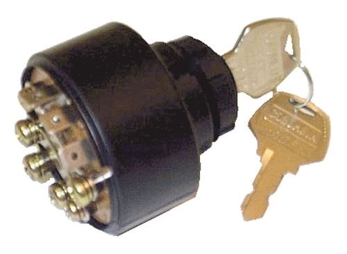 SW11-040 - Ignition Switch