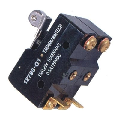 SW22-030 - F&R Doublewide Micro Switch