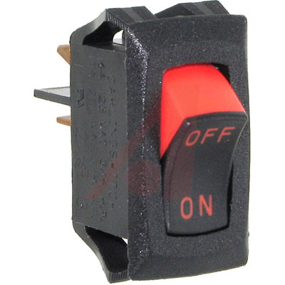 SW33-400 - ON/OFF Rocker Switch