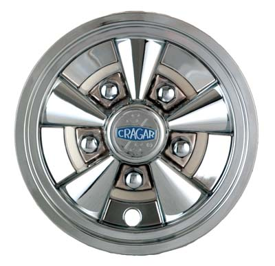 WH11-150 - Crager SS 8'' Wheel Cover