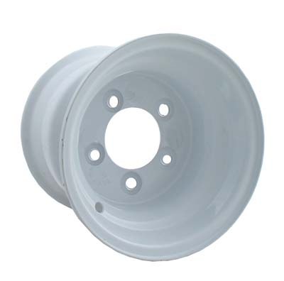 WH22-220 - 5 Lug 10'' Wheel, White