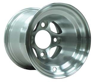 WM11-130 - Viking Machined Aluminum 8'' Wheel